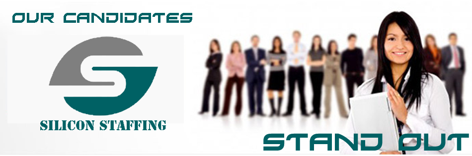 Silicon Staffing Agency job employment candidates are high caliber professionals.